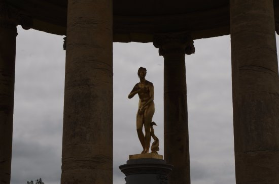 Buckingham, UK: One of the many art installations