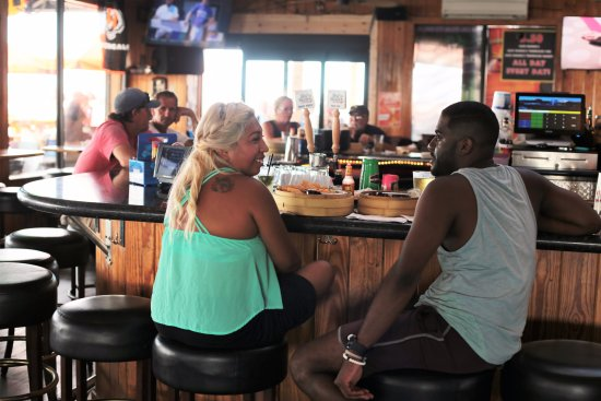 Port Canaveral, FL: Sports Bar Upstairs