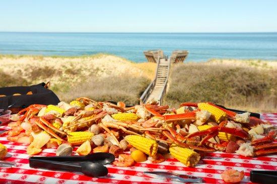 Oak Island Boil - Review of Cape Fear Boil Company, Carolina Beach, NC -  Tripadvisor