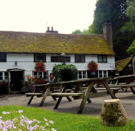 Coleman's Hatch, UK: The Hatch Inn