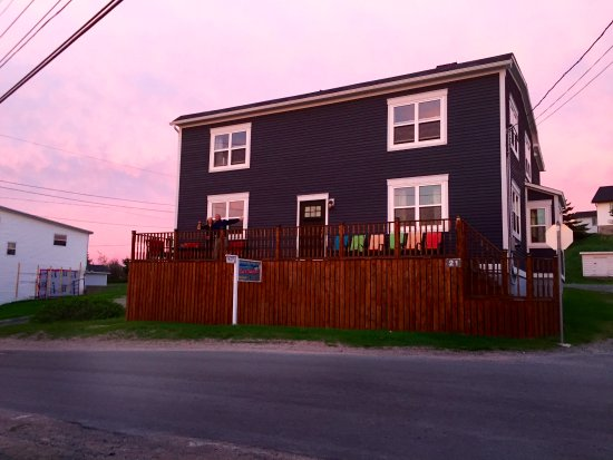 Harbourview B&B, Bonavista - a beautiful setting in a lovely town