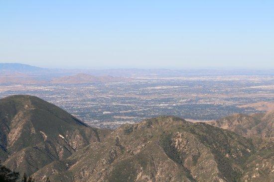 San Bernardino, CA: Panoramic Views