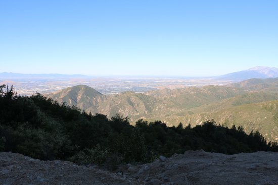 San Bernardino, CA: You can see for miles