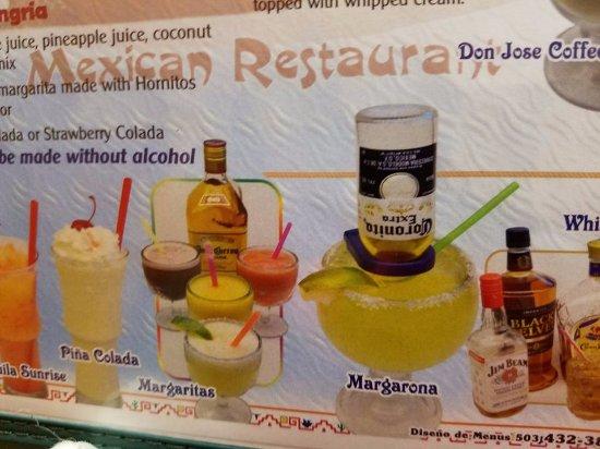 Emmetsburg, IA: menu