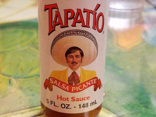 Emmetsburg, IA: Jalisco hot sauce