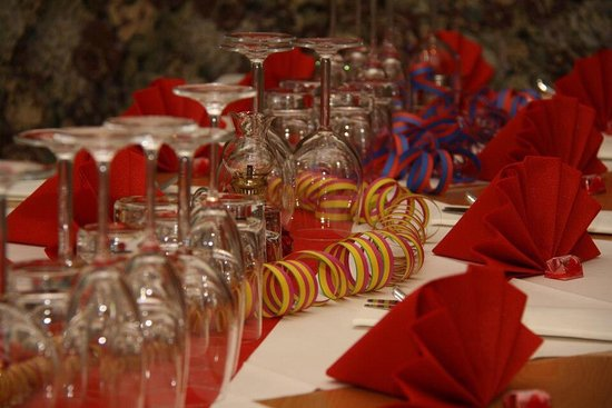 Silverster feiern beim Grieche in ismaning