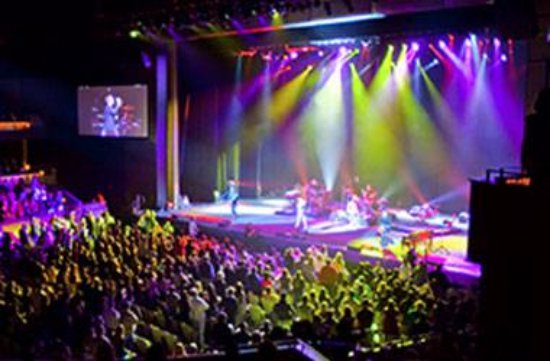 Rancho Mirage, CA: The Show is the premier venue for live concerts