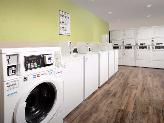 South Plainfield, Nueva Jersey: Laundry Room
