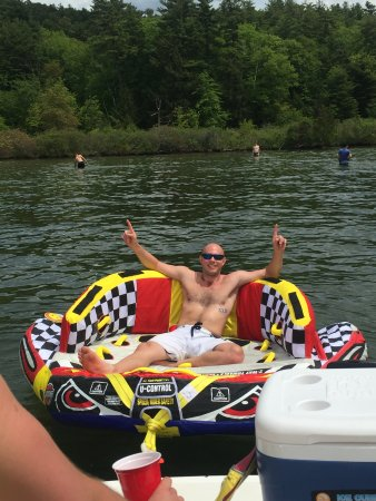 Bolton Landing, Nowy Jork: Great day on the lake