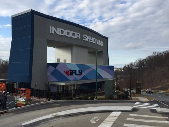 Yonkers, Estado de Nueva York: iFLY Westchester is now delivering the dream of flight to the westchester area!