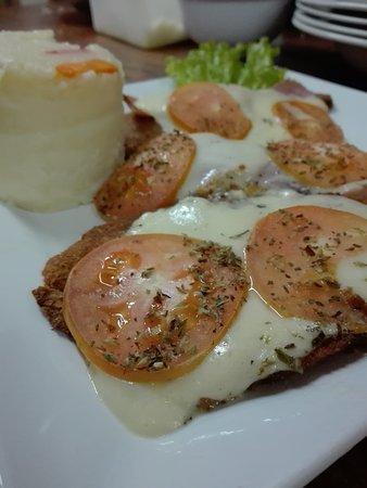 Hohenau, Paraguay : DAPASI Restaurante