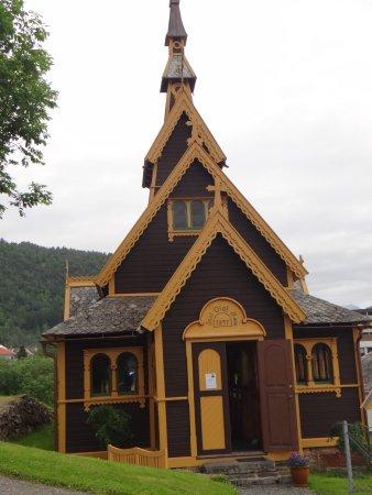 Kviknes Hotel: Saint Olaf Church