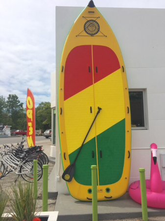 Union Pier, MI: Fiesta 6 Person Paddle Board