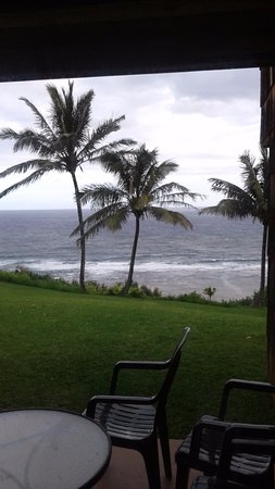 Sealodge at Princeville: view from patio