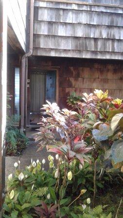 Sealodge at Princeville: Entrance.