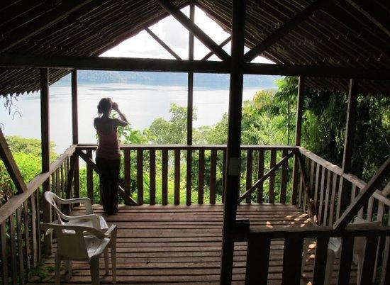 Puerto Jimenez, Kosta Rika: Osa Overview Platform