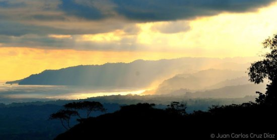Puerto Jimenez, Costa Rica: Beautiful views from the Osa Campus