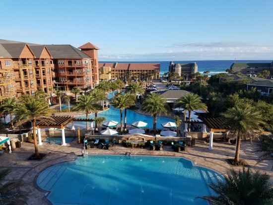 The Henderson A Salamander Beach Spa Resort Pool View Room