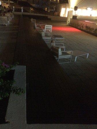 Cap Estate, St. Lucia: No lighting