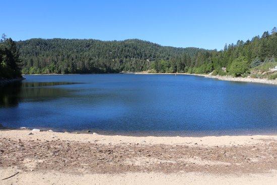 Crestline, Califórnia: Lake Gregory
