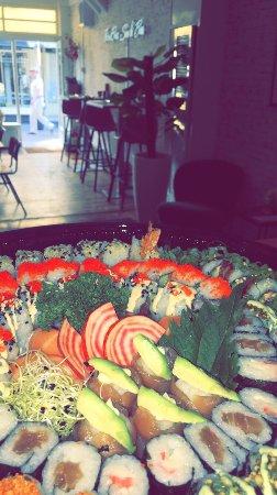 Deventer, The Netherlands: TriniBra Sushi Bar