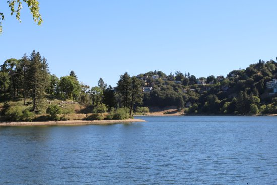 Crestline, Californie : Lake Gregory