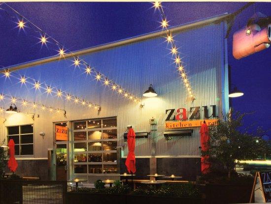 Sebastopol, CA: zazu kitchen + farm exterior
