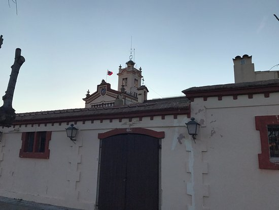 Olivella, España: Monasterio
