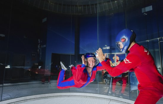 ‪‪Tukwila‬, واشنطن: iFLY is amazing family fun for ages 3 to 103!‬