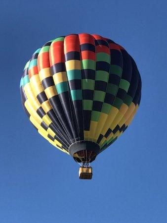 Windsor, CA: Sonoma Balloon Festival