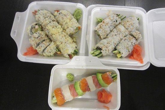 Sushi Bong Photo