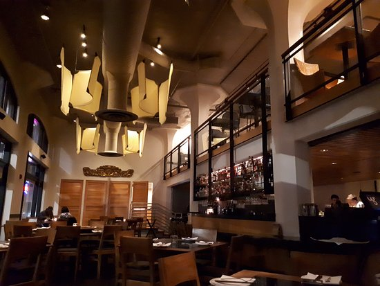 Wild Ginger: Nice ambience