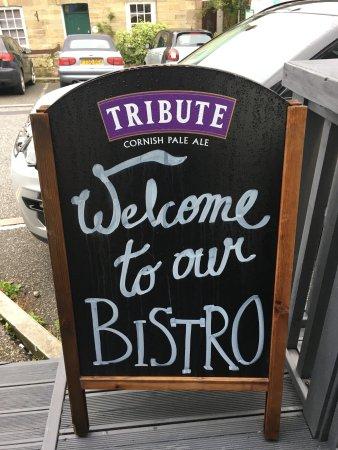 St Agnes, UK: Akaroa Bistro and Bar