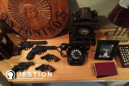 Montreal, Canada: Mission Mafia: Objects of murder