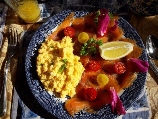 Roundstone, Ireland: Petit déjeuner