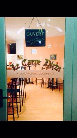 Carpe Diem Café - Sandwicherie gourmet
