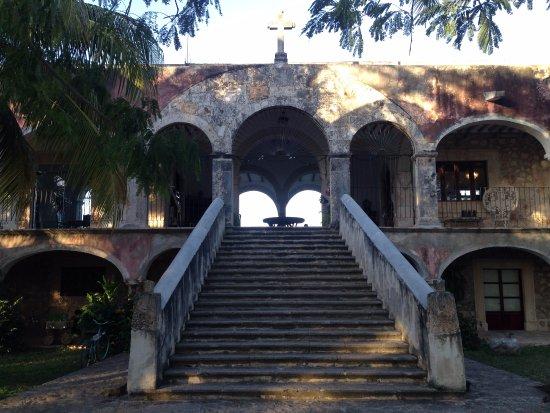 Yucatan, Mexique : хасиенда