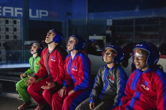 Roseville, CA: Make your next family night one you will never forget at iFLY.