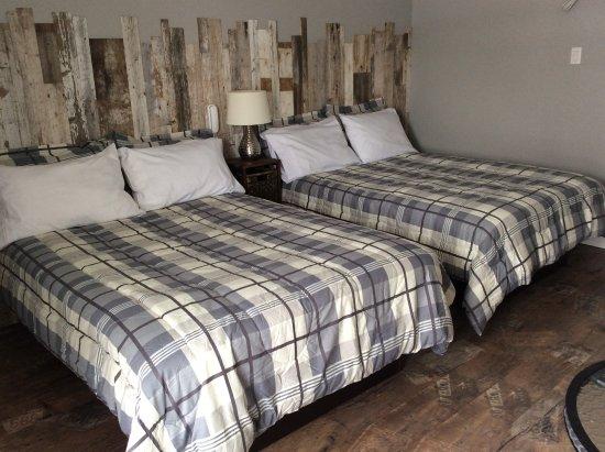 Coaticook, Canada: chambre quadruple