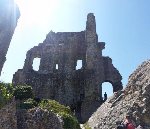 Corfe Castle Photo