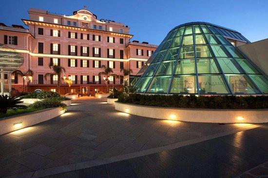 Grand Hotel Alassio Resort Amp Spa Prezzi 2018 E Recensioni