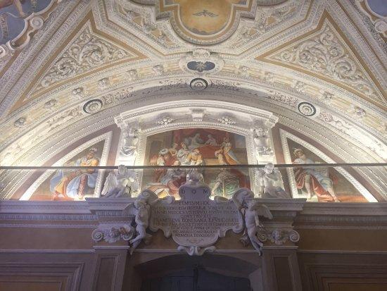 Ossuccio, Italien: Santuario della Beata Vergine del Soccorso