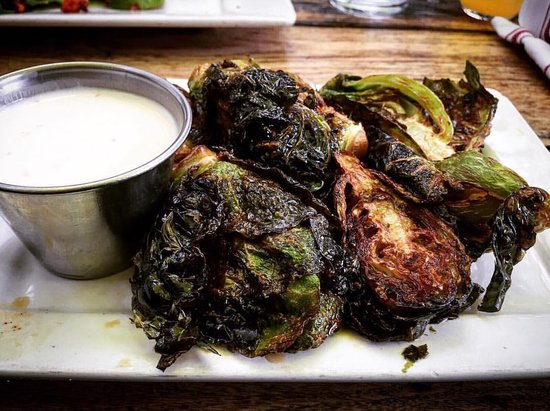 Culver City, Kalifornia: Brussel sprouts