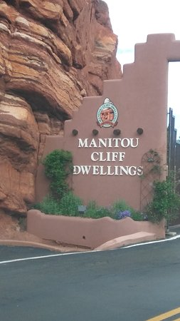 Manitou Springs, CO: The entrance