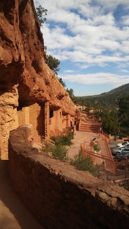 Manitou Springs, CO: One of the amazing views...