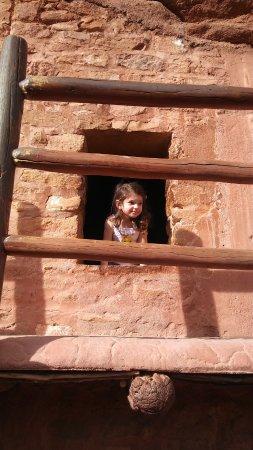 Manitou Springs, CO: My daughter having fun...