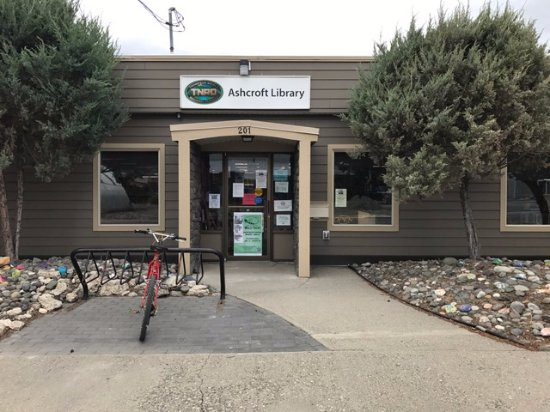 Meet us at the Ashcroft Library