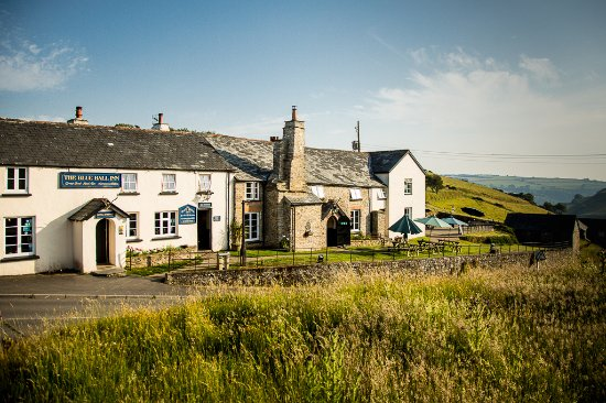 Countisbury, UK: The Blueball Inn