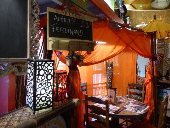 Chez Ferdinand: ambiance