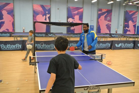 Triangle Table Tennis: Private instruction